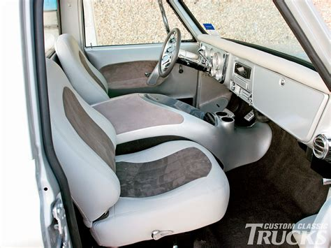 1968 Chevy C10 Interior by 301 Moved Permanently