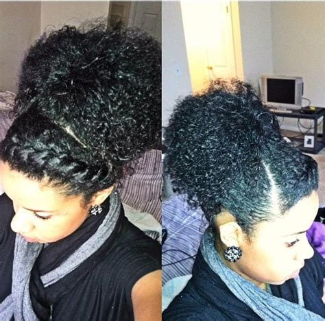 afro puff pocket bun hairstyles natural afro puff updo afro puff natural hair afro puff