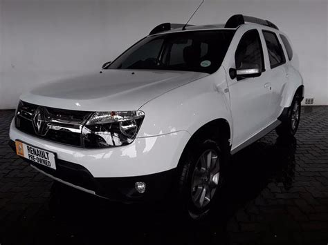 renault duster 2017 white 2017 white renault duster 1 6 dynamique r 259 900 in