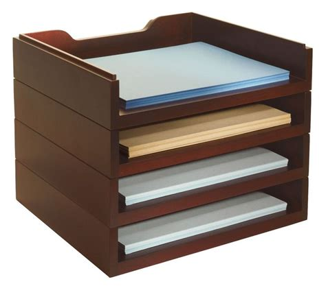 wood desk letter tray the 25 best ideas about letter tray on pinterest