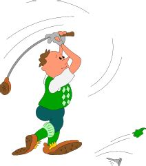 golf swing clip art index of download clipart files characters