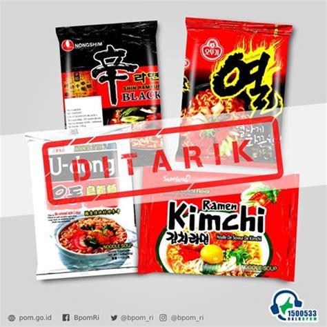 Mie Korea Logo Halal Nongshim Shin Ramyun Spicy 120g 5 Bungkus No Msg peril of non halal korean instant noodles in indonesia
