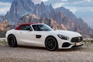 mercedes amg reveals gt roadster and gt c roadster by car
