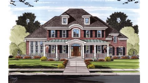 big home plans big house plans smalltowndjs