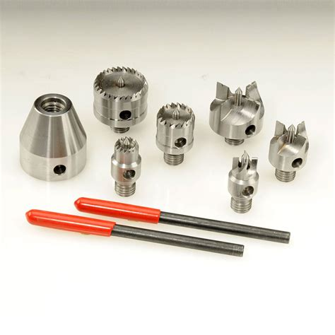 7 Piece Multi Spur Drive Center Set At Penn State Industries
