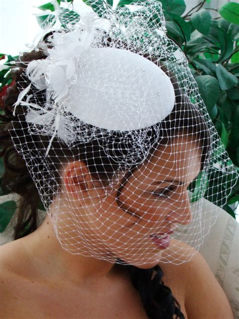 Vintage Wedding Hair Accessories Lovethebride by Vintage Style Bridal Hat With Bird Cage Veil
