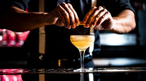 Top Drinks At A Bar by Punch Inside The Bars That Kicked San Francisco S Cocktail Renaissance