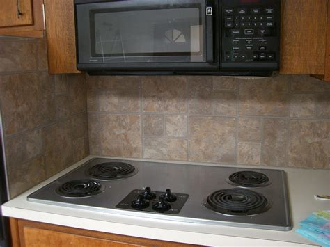 removable kitchen backsplash some popular removable backsplash exles great home decor