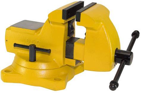 yost bench vise yost vises 650 hv high visibility combination pipe