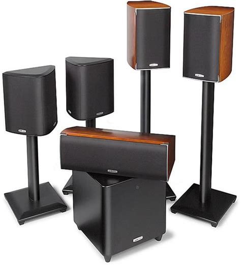 polk audio rti a1 black bookshelf speakers at