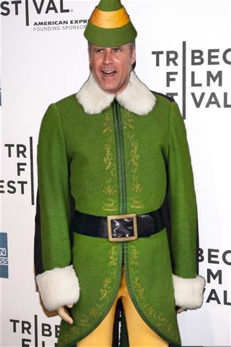 will ferrell elf costume will ferrell s elf costume the coolest stuff from the