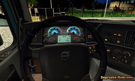 volvo truck dashboard volvo original wheels for ets 2 187 mods ets