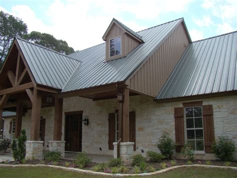 House Plans With Metal Roofs by Texas Hill Country Homes With Metal Roofs Joy Studio