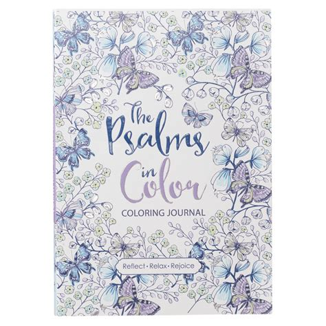 coloring book journal coloring journal the psalms in color