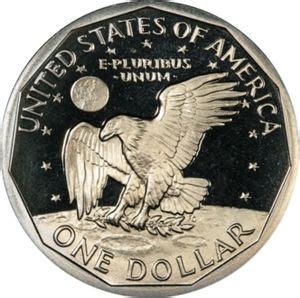 coin: 1 dollar (susan b. anthony d, p, s) (united states