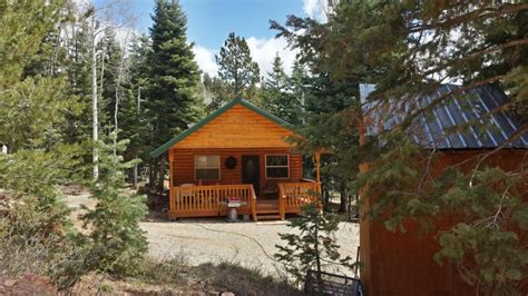 Cabins For Sale Utah Mountains by Nicely Finished Starter Cabin In Zion View Near Strawberry