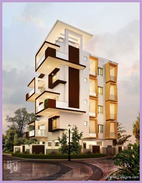 design of apartment buildings in india apartments elevation designs 1homedesigns com