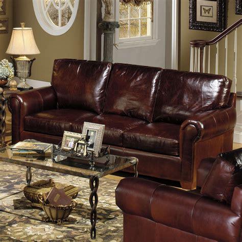 usa premium leather sofa usa premium leather usa premium leather 8955 casual