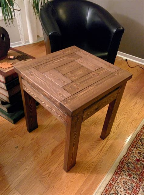 2x4 Coffee Table 1000 Ideas About End Table Plans On Pinterest Tile Installation End Tables And Timber Frames