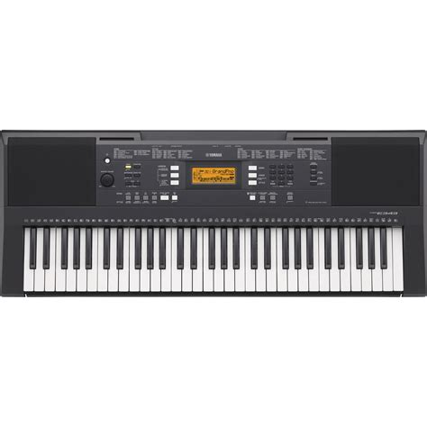 Keyboard Yamaha E343 yamaha psr e343 portable keyboard no power adapter