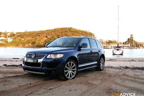 2008 Volkswagen Touareg Reviews by 2008 Volkswagen Touareg R50 Review Photos 1 Of 53