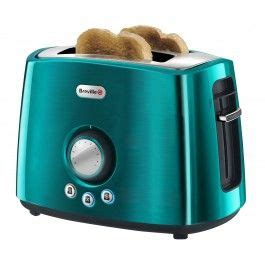 Teal Blue Toaster Breville Teal 2 Slice Toaster Vtt366 Cool Things