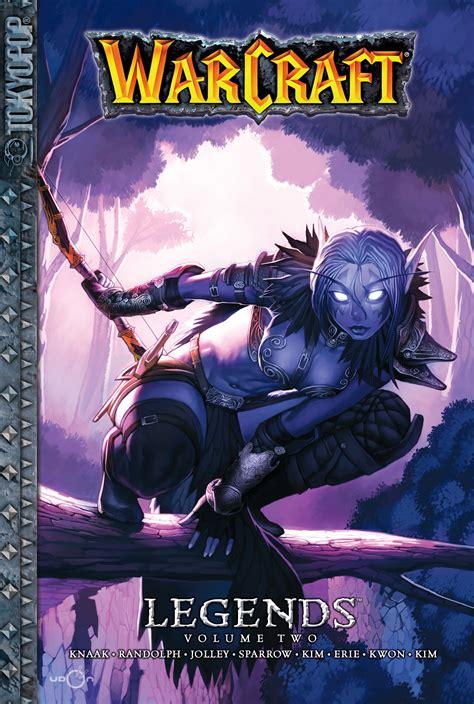 pre order warcraft legends vol 2 blizzard manga series blizzplanet warcraft