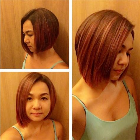 16 Simple Idea short hairstyle for round faces cute » New