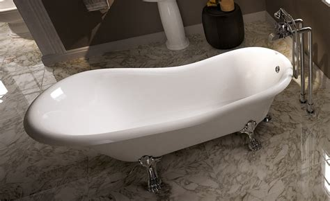 vasca da bagno con piedini vasca da bagno con piedini per chi ama l arredo classico