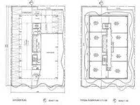parking garage design plans floor designs ucsf structure zahner