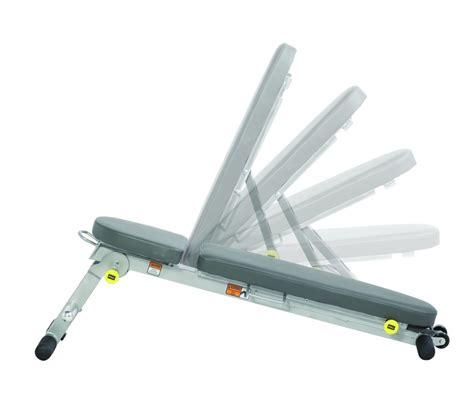 hoist bench hoist hf 4145 folding multi bench the fitness superstore