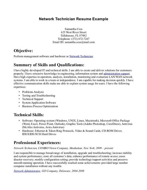 pharmacy tech resume sles sle resumes sle