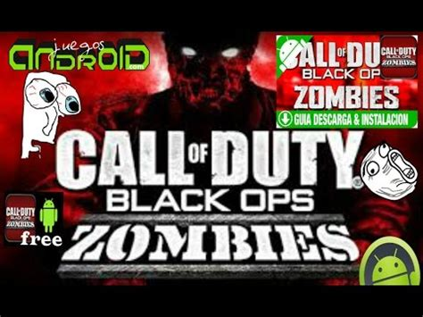 black ops zombies apk free call of duty black ops zombies v 1 0 8 android apk free gratis
