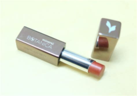 Review Harga Mineral Botanica Lipstick mineral botanica studio series lustrous silky lipstick