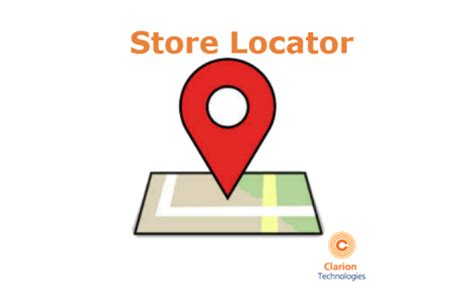 Free Store Finder Store Locator With Map Magento Connect