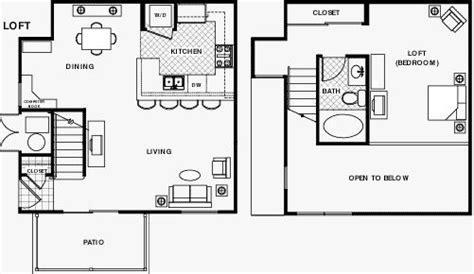 attic apartment floor plans view polo villas loft apartment floor plans below house