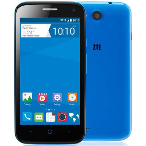 zte mobile phone new zte blade a430 android 8gb sim free unlocked 4 5
