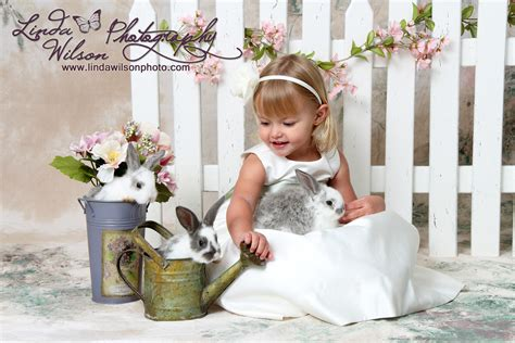 photography set ideas easter portraits linda wilson photography
