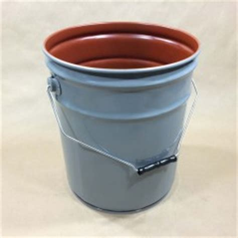 Ember Pail 1 25 Gallons flexspout crimping tool yankee containers drums pails