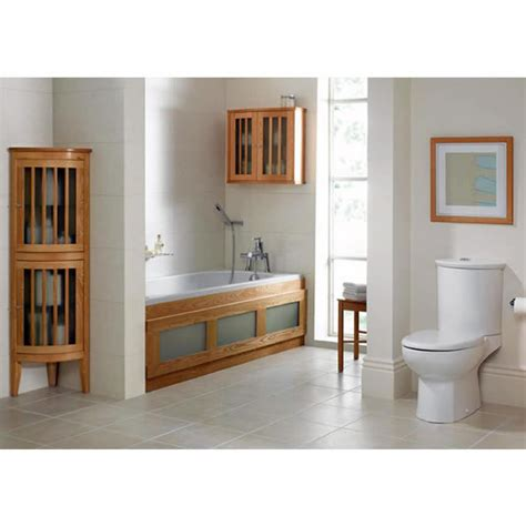 Imperial Westminster Linea Tall Corner Unit Uk Bathrooms Imperial Bathroom Furniture