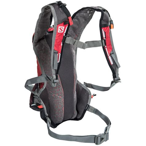 agile 7 hydration backpack salomon agile 7 hydration backpack set 70 fl oz 7338v
