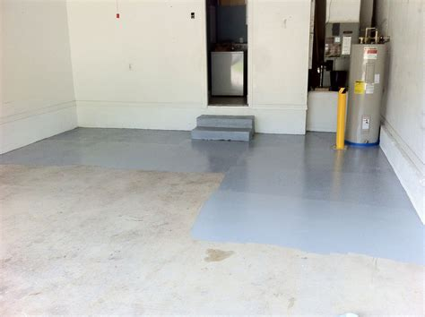 apply garage floor epoxy   pro