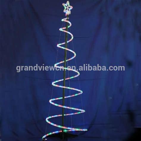 led outdoor spirale lichtschlauch weihnachtsbaum f 252 r