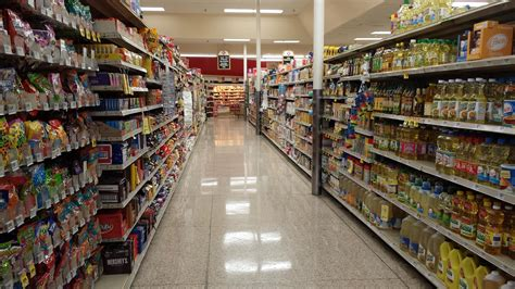 Grocery Store Shelf by Grocery Store Shelves Images