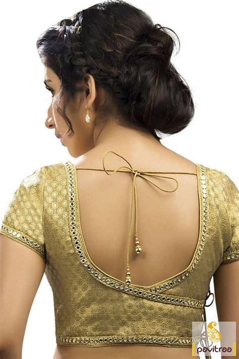 golden color blouse golden colour blouse designs www imgkid the image