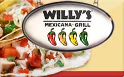 Willys Gift Card - buy willy s mexicana grill gift cards raise