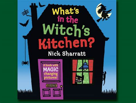 The Kitchen Book by What S In The Witch S Kitchen