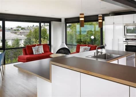 Modern Formica Countertops by Home Designs Historical Mid Century Design