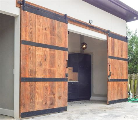 Sliding Barn Doors For Garage Best 25 Exterior Barn Doors Ideas On Diy Exterior Sliding Barn Door Exterior
