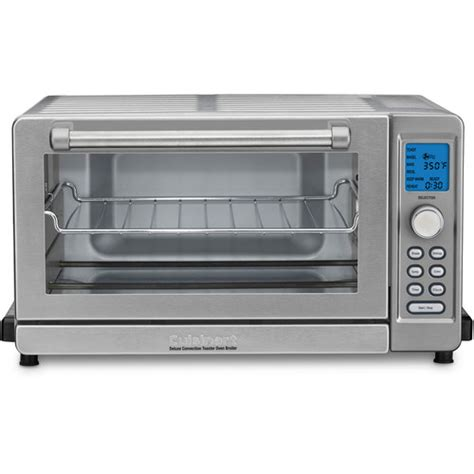 Toaster Oven Convection Oven cuisinart deluxe convection toaster oven broiler reviews wayfair